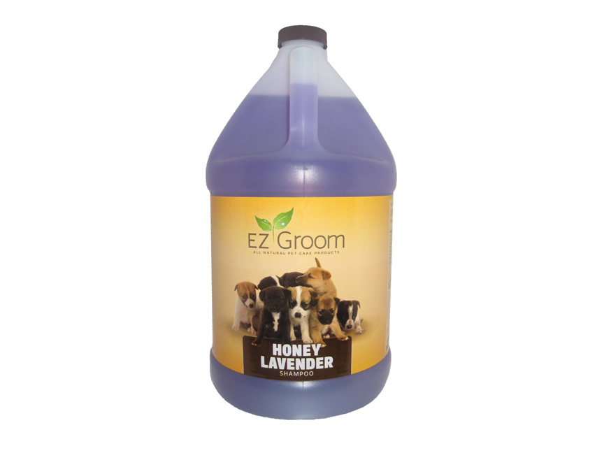 Honey Lavender Shampoo